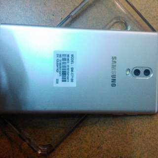 Samsung C8 Model SM-7100 sell Or swap to Samsung s7 No issue