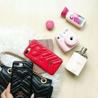 Gucci love marmont case