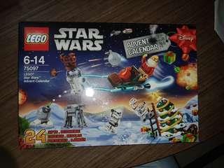 Lego star wars 75097 advent calendar 2015 - 2 Available