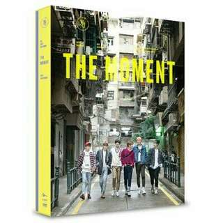 JBJ - 1ST PHOTOBOOK (THE MOMENT)
