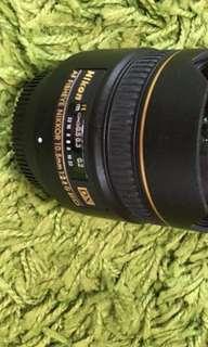 AF DX Nikkor 10.5 F/2.8G ED