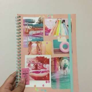 Buku typo notebook A5