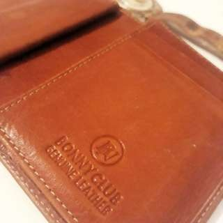 Bonnyclub Genuine Leather Wallet