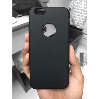 Ultra slim shockproof hybrid case for iPhone 6 (Black)