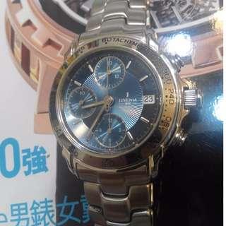 Juvenia Automatic Chronograph 尊皇錶