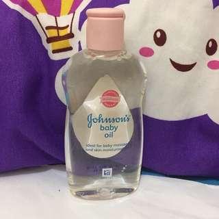 Baby Oil Johnson's