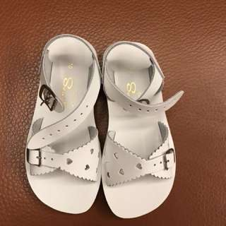 Authentic sweetheart saltwater sandals
