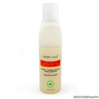 (Free mail) Activating Oil Cleanser by (sheh•voo)™ - pair it with a pomade