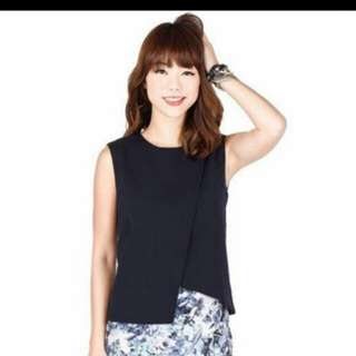 BN All Would Envy Navy Top