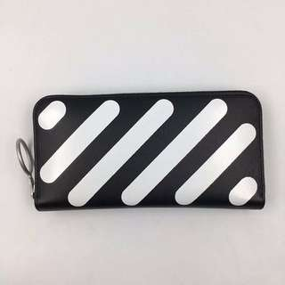 Off white wallet