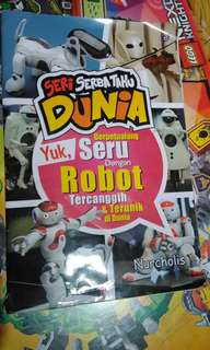 Seri Serba Tahu Dunia, Berpetualang Robot