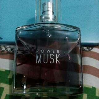 Parfum Power Musk