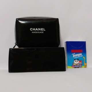 全新Chanel 化妝袋