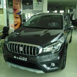 New SX4 S.cross si macho
