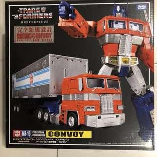 Takara Tomy MP-10 Convoy aka Optimus Prime