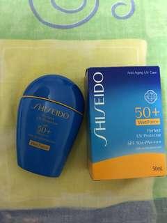 Shiseido WerForce Perfect UV Protector 50+PA++++