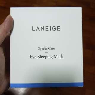 BNIB Laneige Eye Sleeping Mask