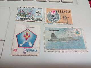 Malaysia Stamps #M188