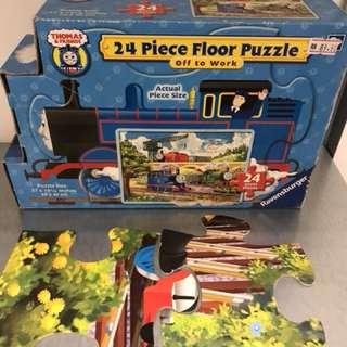 Puzzle big piece