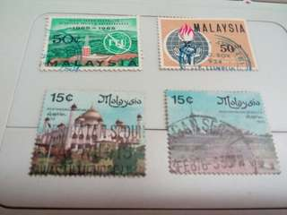 Malaysia Stamps #M189