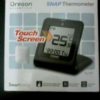 Oregon SNAP Thermometer