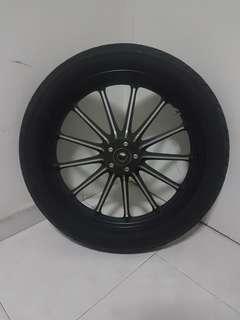 front wheel - Sportster