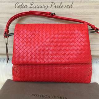Preloved Bottega Venneta Authentic Like New