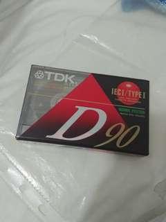 Cassette 錄音帶