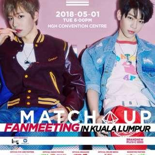 MXM FANMEETING IN MALAYSIA 2018