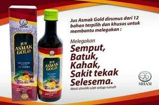 Jus Gold Asmak #instock