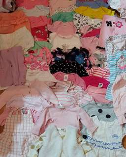 Branded clothing for 0-3T