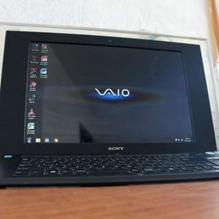 Sony Vaio All in one Pc 200gb hdd 2gb ram wifi camera Free Deliver