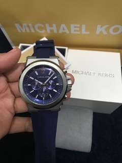 Authentic Mk wacth for men