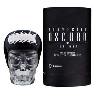 (Free mail) Suavecito Pomade Oscuro Men's Cologne 100ml