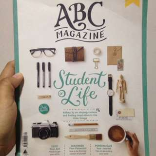 ABC Student of Life by Abbey Sy