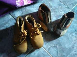 Sepatu uk 27