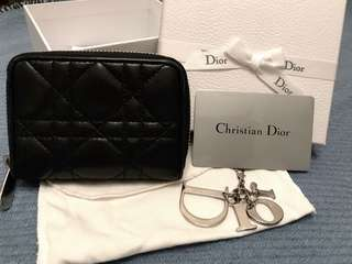 Dior Coins Bag with mini zip