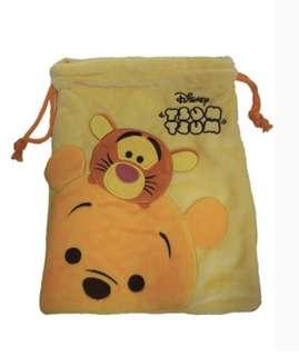 Tsum tsum winnie the pooh pouch
