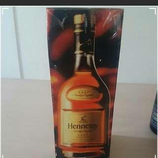 New Hennessy V.S.O.P Cognac 1L