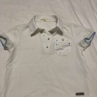 Nicholas & Bear polo shirt baby boy - 12-18 months