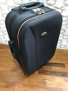 Luggage Bag (cabin size: brand is Presidential)