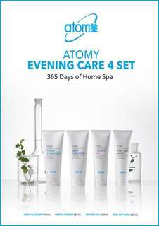 Atomy Evening Care (Set of 4)
