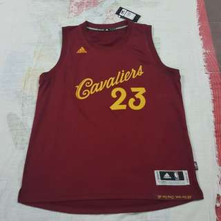 Legit BNWT Adidas NBA LeBron James Swingman Jersey Large