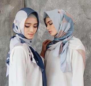 Hijab bulan by vanilla