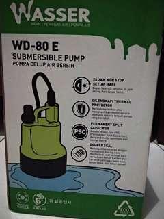 Pompa Air kolam ikan