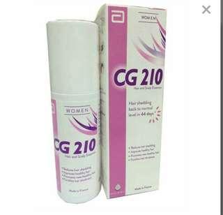 CG 210 Hair And Scalp Essence (Women)