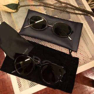 Pair of Trendy Sunglasses