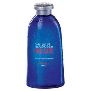 Avon Cool Blue Energy Splash Cologne Men 150 Ml