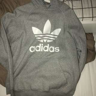 Adidas Jumper grey