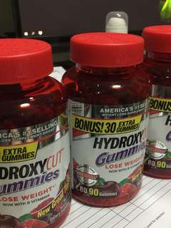 Hydroxy Cut Gummies